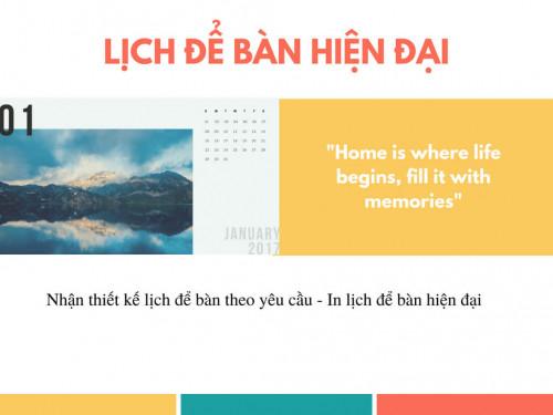 Mẫu lịch để bàn hiện đại - Nhận thiết kế lịch để bàn theo yêu cầu, 84803, Ms Nhật Thanh, Blog MuaBanNhanh, 25/08/2018 14:38:42