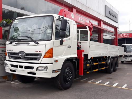 Kinh nghiệm chọn mua xe tải Hino gắn cẩu chất lượng, 84856, Quang Chính, Blog MuaBanNhanh, 30/08/2018 10:15:04