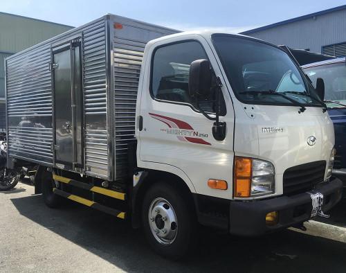 Thông số kỹ thuật xe tải Hyundai New Mighty N250 thùng kín 2,2 tấn, 84901, Hyundai Tân Phú, Blog MuaBanNhanh, 30/08/2018 09:05:13