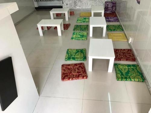 Xưởng sản xuất bàn ghế ngồi bệt quán cafe, trà sữa tại TPHCM, 84936, Phạm Văn Trọng, Blog MuaBanNhanh, 30/08/2018 14:13:08