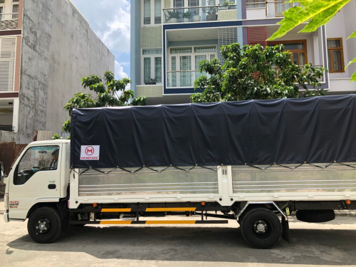 Báo giá xe tải Isuzu NK490SL 1T9 2018, 84985, Trần Đình Hưng, Blog MuaBanNhanh, 21/09/2018 14:34:20