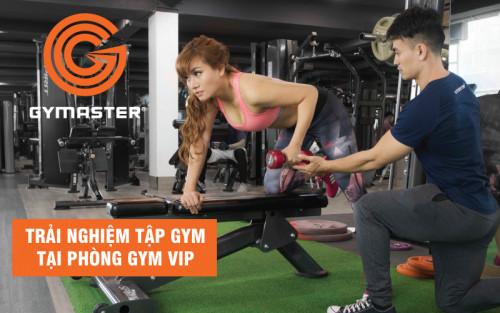 Trải nghiệm đẳng cấp phòng Gym Vip tại Gymaster cùng Á Hậu doanh nhân Lương Nhã Hiền, 85082, Công Ty Gymaster - Chuyên Gia Phòng Gym, Blog MuaBanNhanh, 05/09/2018 09:05:42