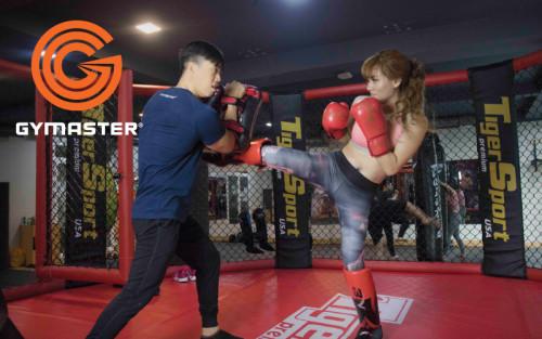 Rèn luyện Kickboxing và MMA tại Gymaster cùng Á Hậu doanh nhân Lương Nhã Hiền, 85083, Công Ty Gymaster - Chuyên Gia Phòng Gym, Blog MuaBanNhanh, 05/09/2018 09:14:36