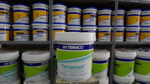 Buôn sỉ và lẻ sơn nước terraco chính hãng, giá rẻ, 85038, Ms Lan, Blog MuaBanNhanh, 04/09/2018 14:27:36