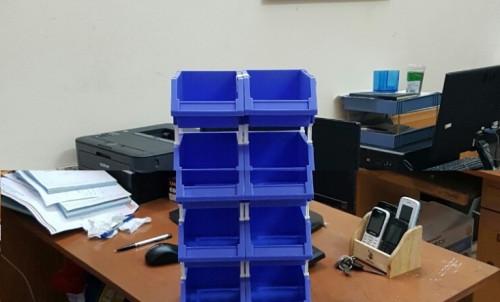 Kệ dụng cụ, khay đựng linh kiện nhựa xếp tầng, 85132, Hà Phương, Blog MuaBanNhanh, 06/09/2018 11:48:01