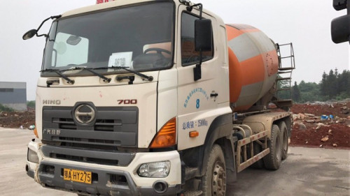 Ưu điểm vượt trội của xe trộn bê tông HINO, 85230, Trương Thị Liệu, Blog MuaBanNhanh, 07/09/2018 16:42:00