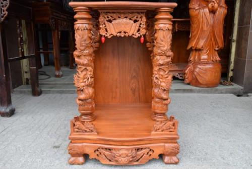 Mua bàn thờ Ông Địa, Thần Tài gỗ cẩm lai cao cấp, 85288, Đồ Gỗ Nội Thất Kim Phát, Blog MuaBanNhanh, 07/11/2018 10:43:06