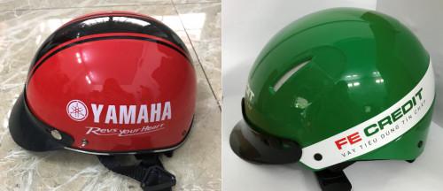 Địa chỉ sản xuất in logo nón bảo hiểm uy tín, nhanh giá rẻ tại TPHCM, 85255, Ms. Phương, Blog MuaBanNhanh, 10/09/2018 10:23:47