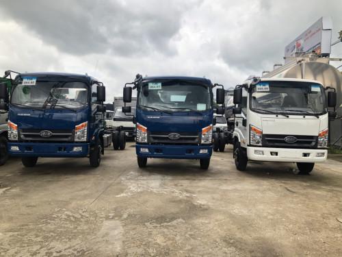 Báo giá xe tải Veam VT260 20181 tấn 9 vào thành phố, 85279, Trần Đình Hưng, Blog MuaBanNhanh, 21/09/2018 14:35:21