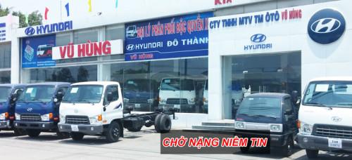 Đại Lý Xe Tải Hyundai Vũ Hùng - Giá xe tải Hyundai tốt nhất, 85340, Hyundai Vũ Hùng, Blog MuaBanNhanh, 11/09/2018 16:47:05