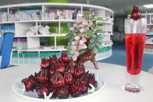 Hướng dẫn cách ngâm hoa atiso đỏ làm nước uống, 85324, Nguyễn Ngọc Diệp, Blog MuaBanNhanh, 11/09/2018 13:37:24