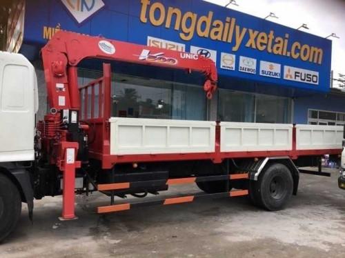 Giá lăn bánh xe tải Hino 8 tấn gắn cẩu tại TPHCM, 85349, Ms Xuân - Ô Tô Miền Nam, Blog MuaBanNhanh, 03/11/2018 10:58:32