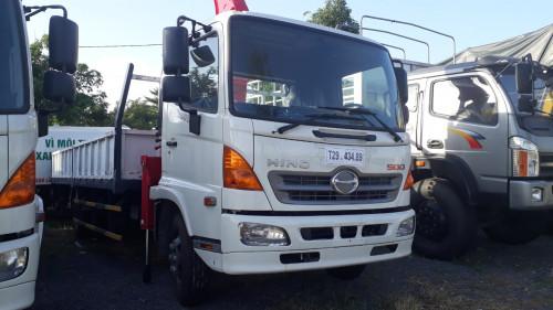 Thông số kỹ thuật xe tải gắn cẩu Hino 8 tấn, 85350, Ms Xuân - Ô Tô Miền Nam, Blog MuaBanNhanh, 03/11/2018 10:59:30