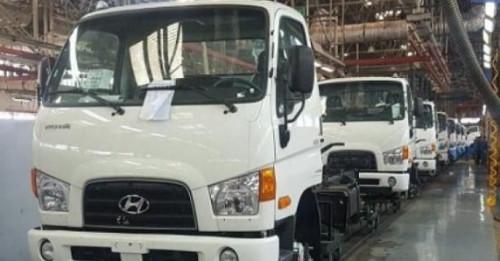 Xe tải 75s Thành Công - Giá xe tải Hyundai 75s tải trọng 3,5 tấn chạy bằng B2, 85241, Đại Lý Xe Tải, Blog MuaBanNhanh, 11/09/2018 11:38:13