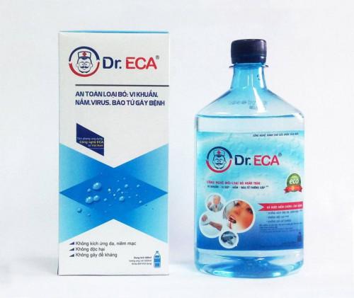Dung dịch khử trùng Dr.ECA ngăn ngừa và loại bỏ vi khuẩn, vi nấm, 85388, Phạm Bình, Blog MuaBanNhanh, 12/09/2018 16:45:33