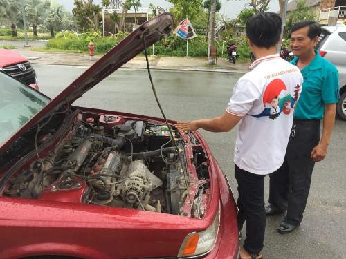 Xe chưa hết hạn kiểm định nên chưa nộp phí đường bộ có bị phạt không?, 85386, Trương Võ Tuấn Mbn, Blog MuaBanNhanh, 12/09/2018 16:04:15