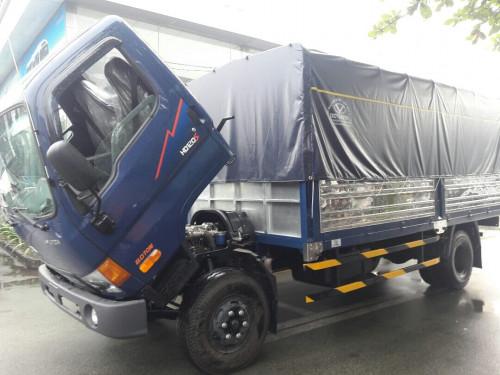Giá xe tải Hyundai HD120sl thùng dài 6.2m, 85452, Isuzu An Lạc, Blog MuaBanNhanh, 09/10/2018 16:40:02