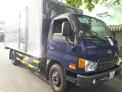 Giá xe tải hyundai hd120sl thùng kín, 85454, Isuzu An Lạc, Blog MuaBanNhanh, 02/04/2020 14:29:58