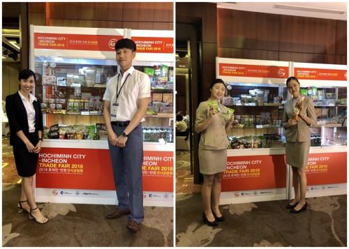 Tân Tân tham gia hội thảo giao thương các doanh nghiệp TPHCM – INCHEON (HÀN QUỐC), 85478, Shop Online Công Ty Đậu Phộng Tân Tân, Blog MuaBanNhanh, 17/09/2018 09:47:12