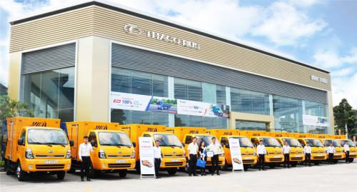 Thaco Thủ Đức - Showroom Bình Triệu chuyên cung cấp xe tải, xe ben, xe đầu kéo giá tốt, 85483, Mr.Tiễn, Blog MuaBanNhanh, 17/09/2018 09:38:57
