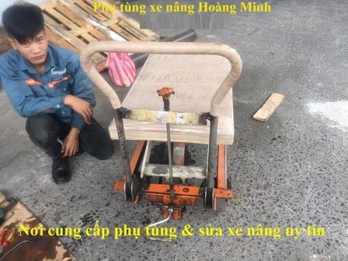 Tư vấn cách sửa chữa xe nâng tay miễn phí - Phụ tùng Hoàng Minh, 85507, Nguyễn Nam, Blog MuaBanNhanh, 17/09/2018 12:05:10