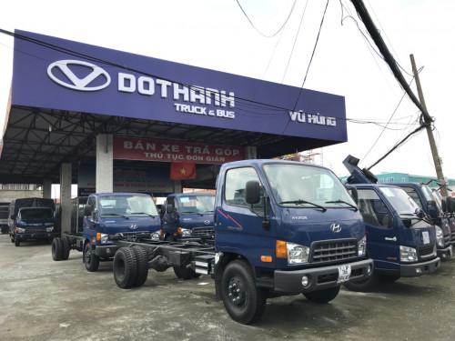 Công ty ô tô Vũ Hùng chuyên phân phối xe tải Hyundai lắp ráp, xe tải Hyundai nhập khẩu, xe chuyên dùng Hyundai lớn nhất khu vực Miền Nam, 85554, Hyundai Vũ Hùng, Blog MuaBanNhanh, 18/09/2018 11:12:37