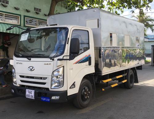 Xe tập lái IZ65, thùng chuyên dụng cho trường lái, 85735, Hyundai Phú Mỹ, Blog MuaBanNhanh, 24/09/2018 15:25:47