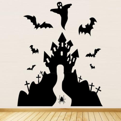 Gợi ý những mẫu decal dán tường trang trí Halloween, 85837, Ms Bích Ngọc, Blog MuaBanNhanh, 27/09/2018 11:16:18