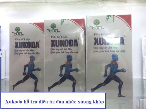 Xukoda hỗ trợ điều trị đau nhức xương khớp, 85834, Ht Cửa Hàng Enmax, Blog MuaBanNhanh, 27/09/2018 11:25:03