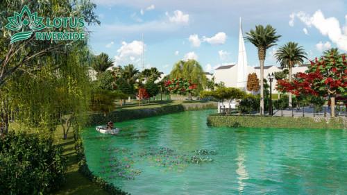 Tổng quan vị trí, hạ tầng, pháp lý, phương thức thanh toán đất nền dự án Lotus Riverside Cần Đước Long An, 85923, Ms Ngoc - Địa Ốc Trần Anh, Blog MuaBanNhanh, 29/09/2018 15:45:09
