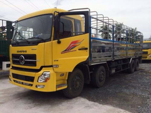 Giá xe tải Dongfeng 4 chân - 17.9 tấn - Thùng dài 9M4, 85914, An Xe Tải, Blog MuaBanNhanh, 29/09/2018 10:30:22