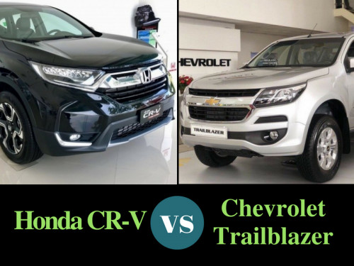 So sánh giá xe 7 chỗ Chevrolet Trailblazer và Honda CR-V 7 chỗ, 85922, Nguyễn Ngọc Diệp, Blog MuaBanNhanh, 03/10/2018 09:34:01