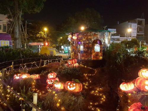 Dịch vụ trang trí Halloween độc đáo Bình Tân, TPHCM, 85964, Ánh Sao Trẻ, Blog MuaBanNhanh, 01/10/2018 11:25:05
