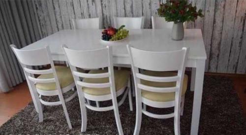 Kinh nghiệm mua bàn ghế nhà hàng quán ăn đẹp, giá rẻ từ Đồ Gỗ Hương Thảo, 85974, Hoàng Thị Hương, Blog MuaBanNhanh, 01/10/2018 10:23:51