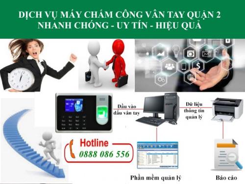Phân phối máy chấm công vân tay giá tốt tại Quận 2, 86013, Phạm Lành, Blog MuaBanNhanh, 04/10/2018 11:30:05