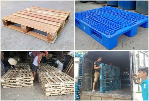 So sánh pallet nhựa và pallet gỗ: nên chọn pallet nào bảo quản hàng hóa tốt hơn?, 86033, Pallet Nhựa Cũ Giá Rẻ, Blog MuaBanNhanh, 09/11/2018 15:14:02