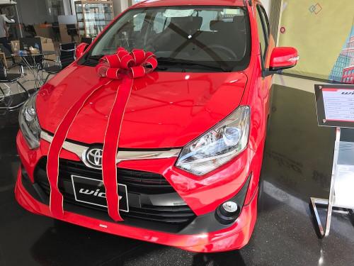 Mua xe Toyota 4 chỗ 2018: Những lý do nên chọn Toyota Wigo, 86146, Toyota An Thành Fukushima (100% Vốn Nhật Bản), Blog MuaBanNhanh, 08/11/2018 16:47:43