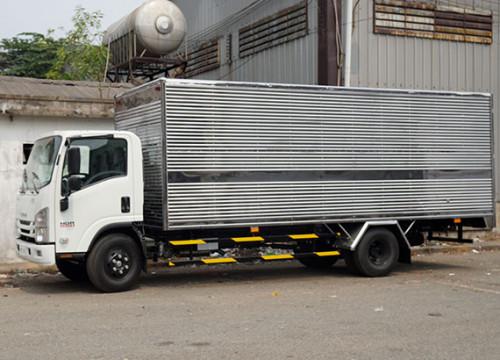 Giá xe tải Isuzu 5.5 tấn thùng kín, 86141, Mr Giang - Thế Giới Xe Tải, Blog MuaBanNhanh, 15/10/2018 22:09:56