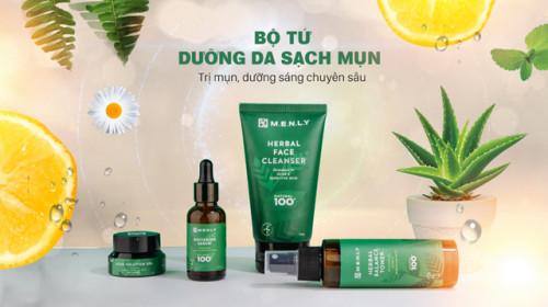 Bộ tứ dưỡng da sạch mụn Menly với chiết xuất từ thiên nhiên giúp làn da nam giới được nâng niu trọn vẹn, 86235, Ms Vy, Blog MuaBanNhanh, 12/10/2018 10:59:04