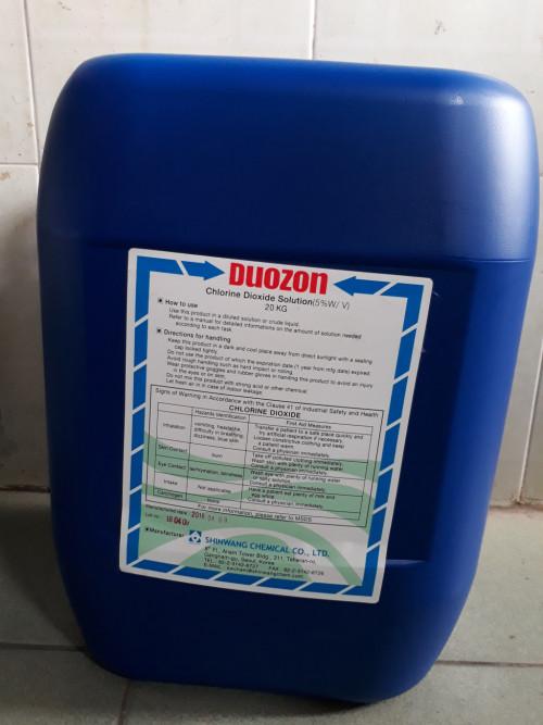 Hóa chất khử trùng Clo dioxit sức mạnh vượt trội, 86224, Phụ Gia Trường Thịnh, Blog MuaBanNhanh, 25/10/2018 15:40:05