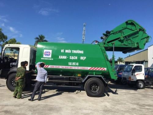 Giá xe ép rác Isuzu, 86233, Nguyễn Trung Kiên, Blog MuaBanNhanh, 17/10/2018 15:49:45