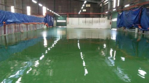 Tổng thầu Sơn Hợp Thành Phát thi công sơn sàn epoxy, 86227, Ms Lan, Blog MuaBanNhanh, 12/10/2018 10:41:34