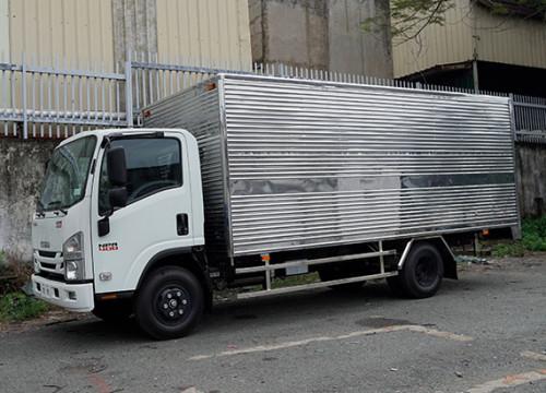 Bảng giá Isuzu 3.5 tấn thùng kín, thùng mui bạt, 86343, Mr Giang - Thế Giới Xe Tải, Blog MuaBanNhanh, 15/10/2018 22:13:41