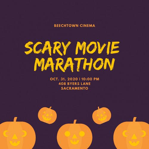Mẫu thiệp mời Halloween Party, 86392, Ms Nhật Thanh, Blog MuaBanNhanh, 23/10/2018 16:39:42
