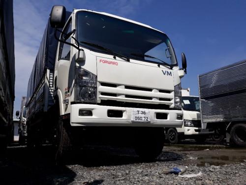 Giá xe tải Isuzu 8.2 tấn Vĩnh Phát bao nhiêu?, 86384, Ô Tô Phú Mẫn, Blog MuaBanNhanh, 01/11/2018 10:38:11
