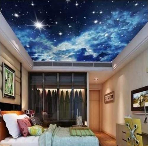 Mẫu trần xuyên sáng phòng ngủ đẹp, 86414, Mãnh Nhi, Blog MuaBanNhanh, 17/10/2018 10:05:28