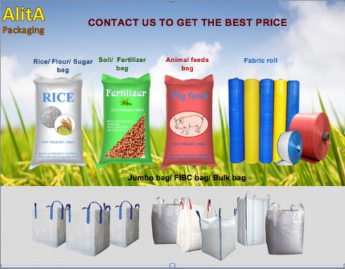 Giá bán bao đựng gạo, 86455, Phan Linh, Blog MuaBanNhanh, 19/10/2018 14:29:54