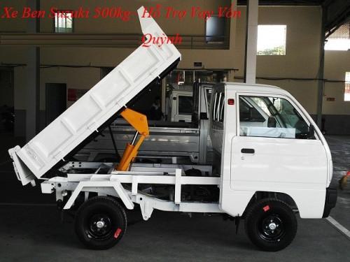 Đánh giá xe Ben Suzuki 500kg, 86451, Mr Huỳnh, Blog MuaBanNhanh, 19/10/2018 09:15:41