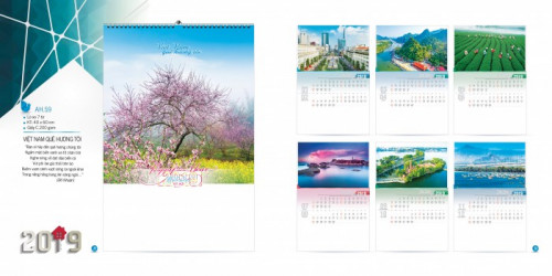 Thiết kế lịch độc quyền - Giải pháp truyền thông thương hiệu hiệu quả, 86547, An Thuận Hưng, Blog MuaBanNhanh, 24/10/2018 16:59:40