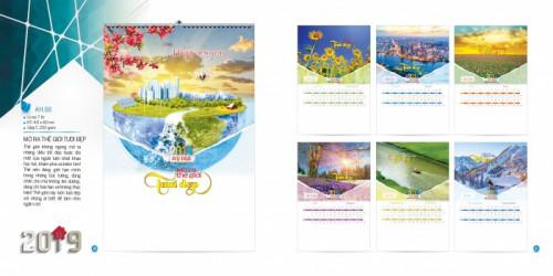 Mẫu lịch treo tường 2019 đẹp, 86548, An Thuận Hưng, Blog MuaBanNhanh, 30/10/2018 12:11:24